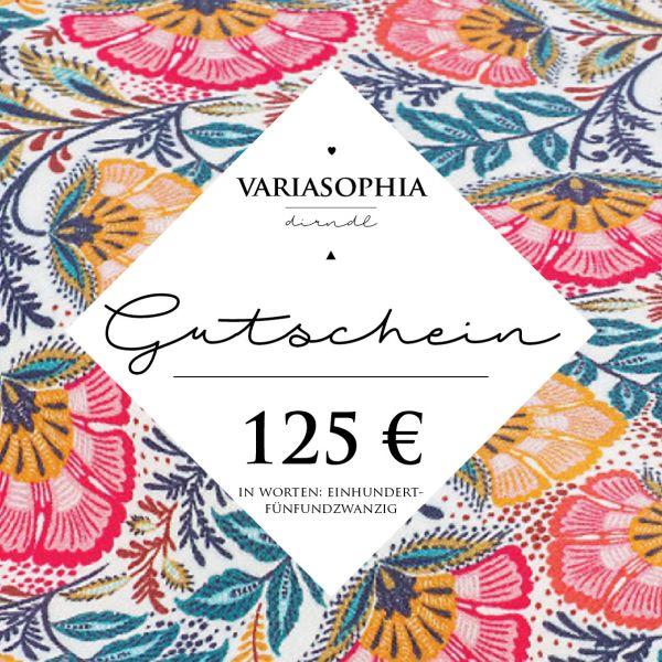 125€-Gutschein zum Selberdrucken
