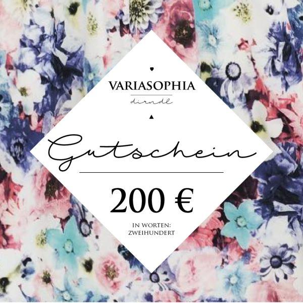 200€-Gutschein