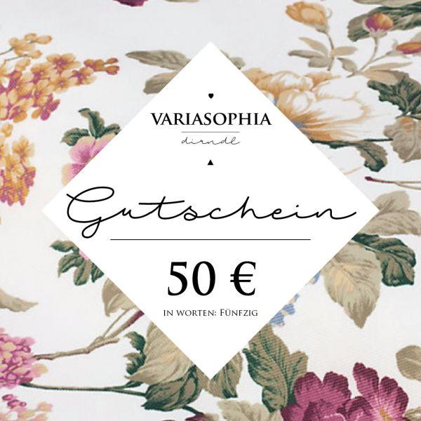 50€-Gutschein