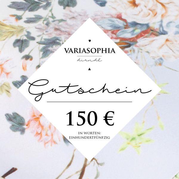 150€-Gutschein