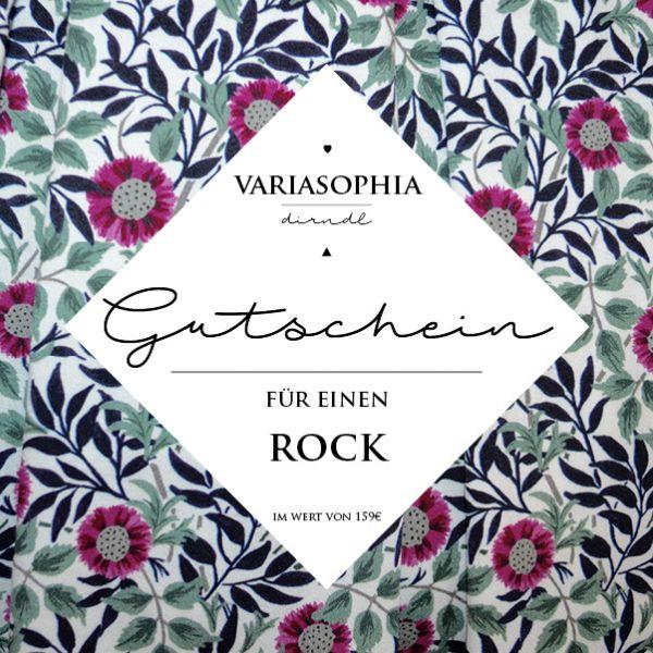 Gutschein Rock