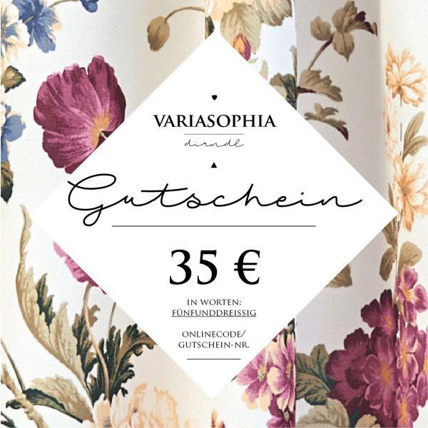 35€-Gutschein zum Ausdrucken